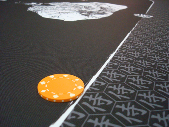 Samourai Cloth Poker