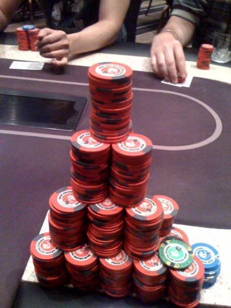 MGM Stack Cash Game